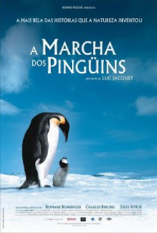 A Marcha dos Pinguins