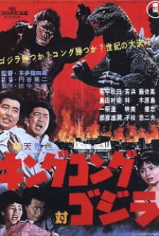 King Kong X Godzilla