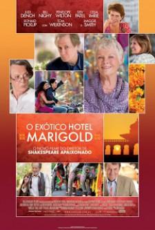 O Exótico Hotel Marigold