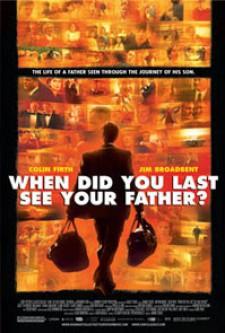 Quando Você Viu Seu Pai Pela Última Vez?