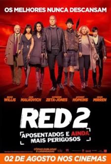 Red 2 – Aposentados e Ainda Mais Perigosos