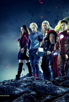 Os Vingadores – Era de Ultron