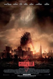 Godzilla – 2014