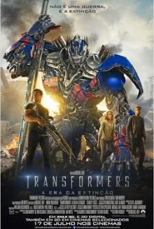 Transformers – A Era da Extinção