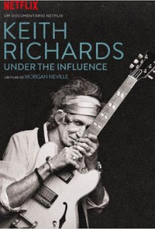 Keith Richards – Under the Influence