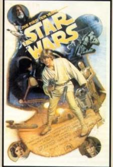Star Wars / Guerra nas Estrelas – Episódio IV-  Uma Nova Esperança