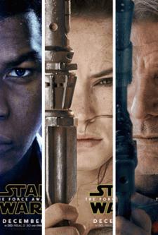 Star Wars – Episódio VII – O Despertar da Força