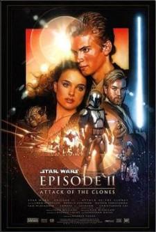 Star Wars / Guerra nas Estrelas – Episódio II – Ataque dos Clones