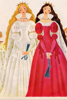 Conhece Rosa Vermelha, a irmã da Branca de Neve?