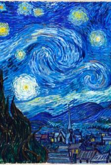 Loving Vincent: da tela com tinta à tela animada
