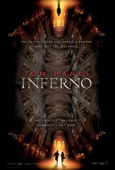Inferno, de Dan Brown: saem os dois primeiros cartazes para o cinema