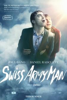Daniel Radcliffe e Paul Dano chegam ao céu no filme da flatulência