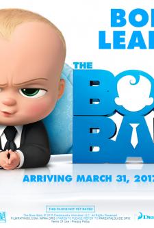 DreamWorks terá animação sobre bebê-executivo