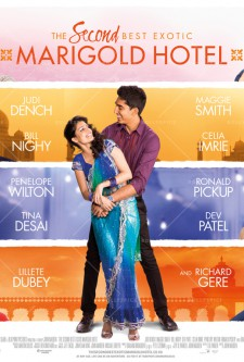 O Exótico Hotel Marigold 2