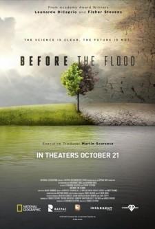 Documentário terá DiCaprio sobre perigos do aquecimento global