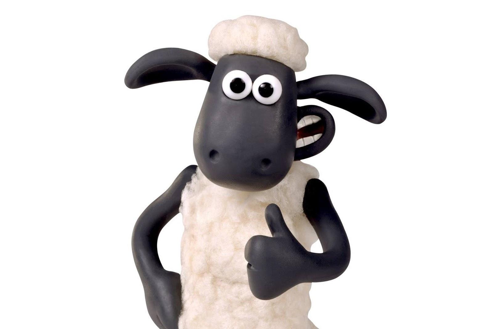 Shaun o carneiro filme