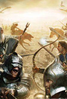 Site conta mortes em filmes: campeão é O Senhor dos Anéis