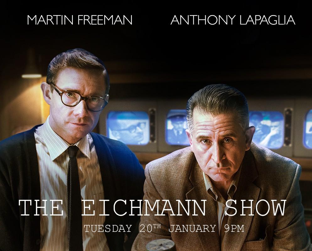 Resultado de imagem para The Eichmann Show