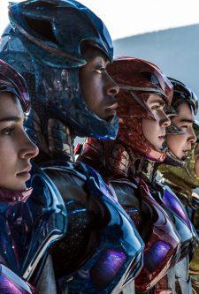 Medo! Power Rangers vira filme