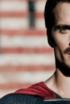 Homem de aço… e bigode