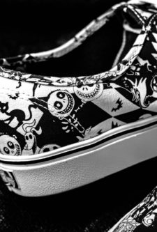 O Estranho Mundo de Jack inspira coleção da Vans