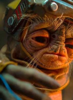 Babu Frik é a nova fofura de Star Wars