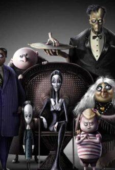 A Família Addams – 2019