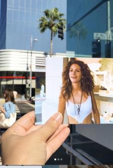 Perfil no Instagram vai a locais das cenas de filmes